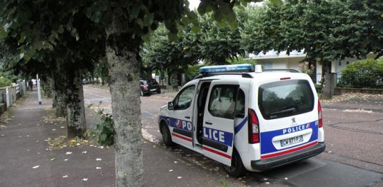 Limoges : 2 individus interpellés en flagrant délit de vol à la roulotte