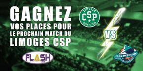 Gagnez vos places pour CSP / PAU LACQ ORTHEZ