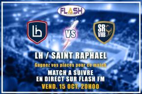 Handball : Gagnez vos invitations pour LH / Saint Raphaël