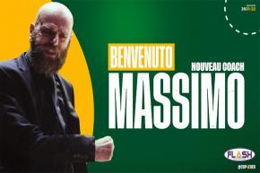 Basket : Massimo Cancellieri officiellement nouvel entraîneur du CSP
