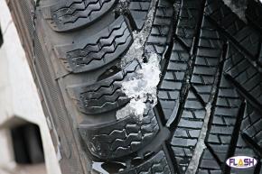 Les pneus hiver ne sont pas obligatoires en Creuse