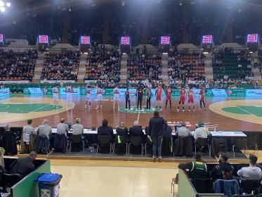 Basket : Le Limoges CSP s'incline sur le fil face à la JL Bourg (54-59)