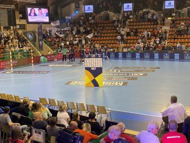 Handball : Limoges s'impose après un match fou contre Chambéry (36-33)